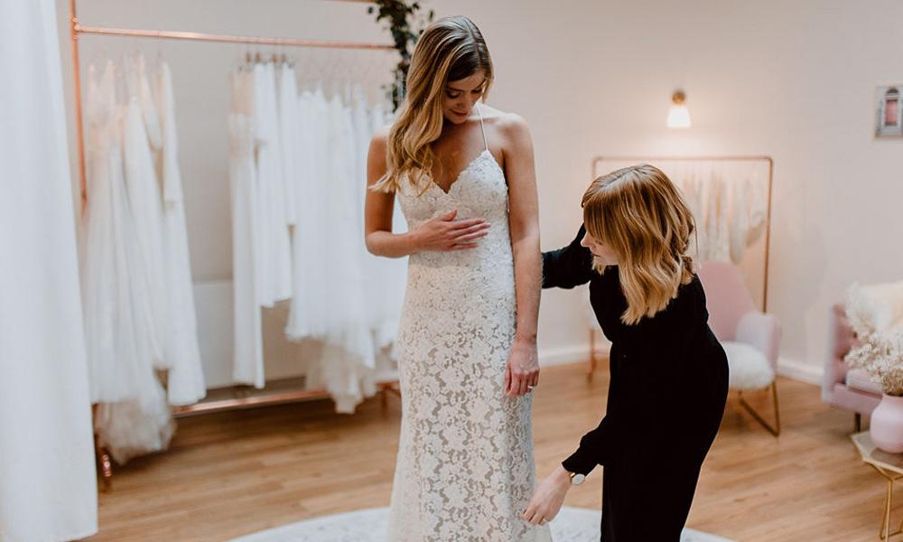Anprobe im Brautstübchen - Dein Zaubermoment