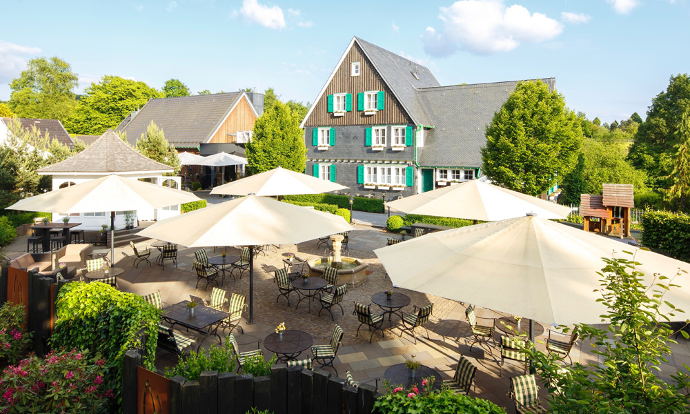 Landhaus Spatzenhof - Hochzeit feiern
