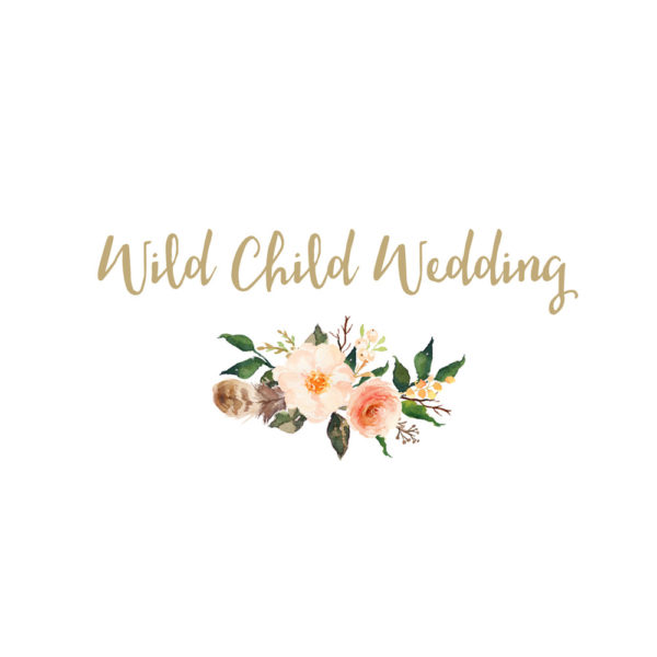 Hochzeitspapeterie - Wild Child Wedding