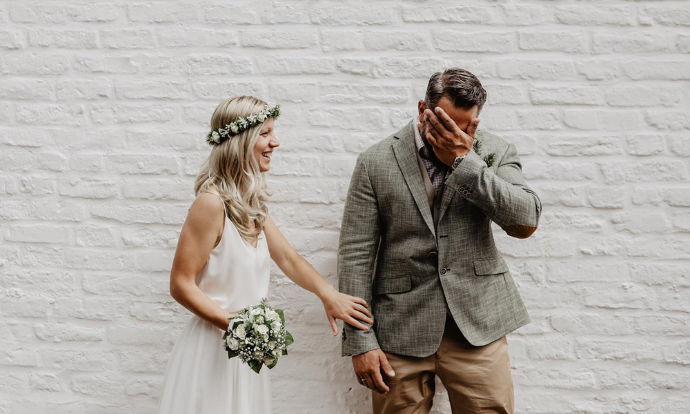 Hochzeitsanzug Boho