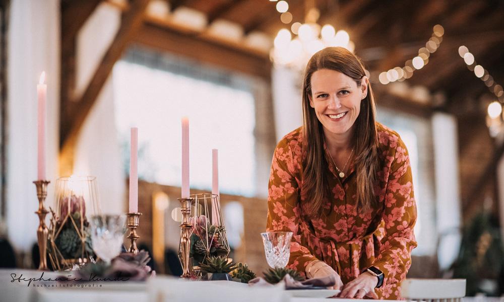 Hochzeitsplanerin Pam