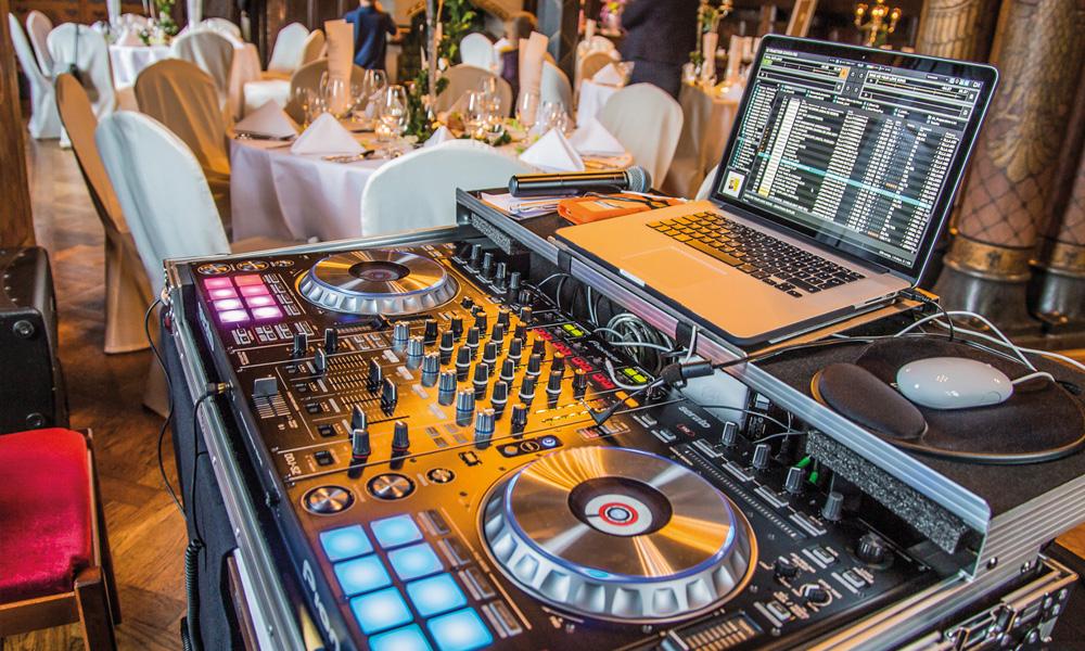 DJ Hochzeits-Party
